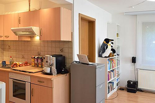 praxis eselaecker innen küche
